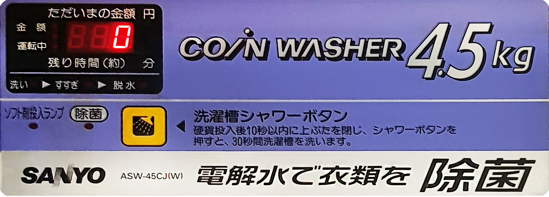 Coin Washer