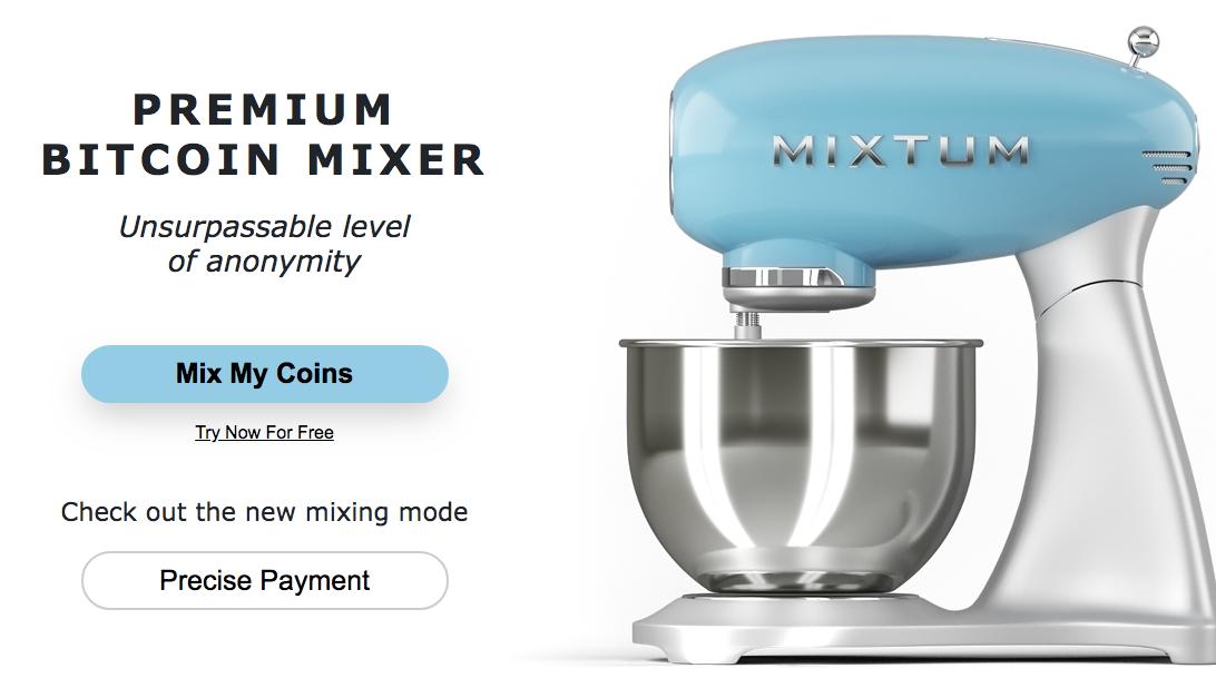 Mixtum homepage