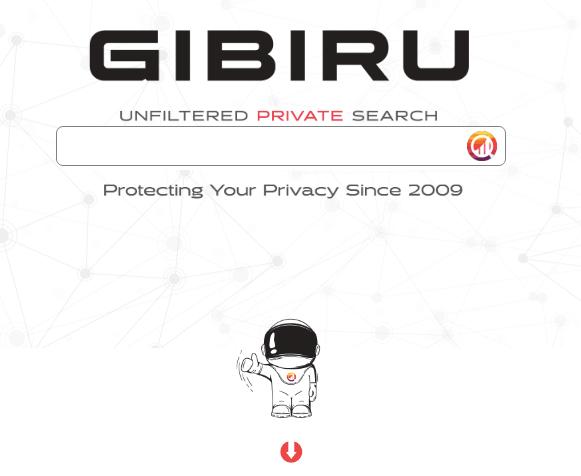 Gibiru home page